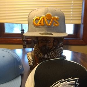 CAVS fitted new era ball cap
